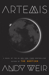 Artemis by Andy Weir Ebook in Los Angeles, California