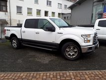 2016 FORD F150 Super Crew Cab XLT *4x4* ONLY 7,881 Miles* in Ramstein, Germany