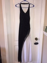 Black and white dress in MacDill AFB, FL
