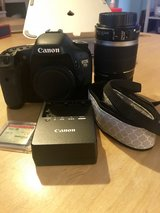 Canon EOS 7D with lens in Stuttgart, GE