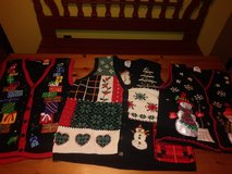 Christmas Vests in Spring, Texas