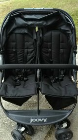 double stroller. like new in Perry, Georgia