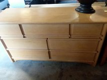 Blonde Oak Dresser in Wilmington, North Carolina