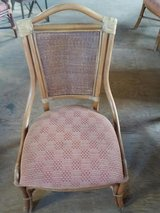 Rattan/Bamboo Chairs in Wilmington, North Carolina