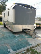 2006 mobile office trailer in Baytown, Texas