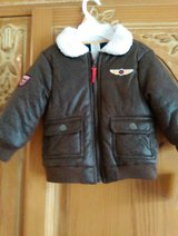 Baby Bomber Jacket (Little Me) 12 months NWT in Conroe, Texas