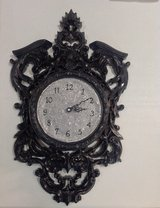 Antique Baroque Clock 1960-1970 in Fort Campbell, Kentucky