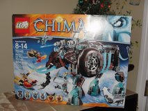 "LEGO #71045 CHIMA ""MAULA'S ICE MAMMOTH STOMPER"" in Camp Lejeune, North Carolina"
