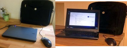 Dell Laptop E4310 - i5 Quadcore, 4GB, 250GB SATA - Dell Bag and Mouse in Stuttgart, GE