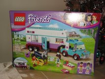 "LEGO FRIENDS ""HORSE VET TRAILER"" #41125 in Camp Lejeune, North Carolina"