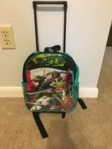 TMNT Rolling Backpack in Kingwood, Texas