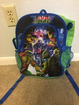 TMNT back pack in Kingwood, Texas