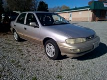 1996 Kia Sophia in Fort Campbell, Kentucky
