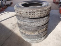 8R19.5 tires in 29 Palms, California