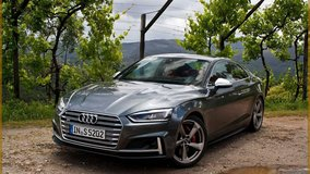 2018 AUDI A5 COUPE! in Ansbach, Germany
