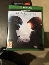 Halo 5 Guardians Xbox One in Lakenheath, UK