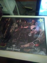 autographed five finger death punch poster in Kissimmee, Florida