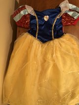 Snow White costume- from Disney World in Naperville, Illinois