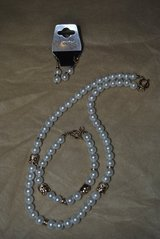 Buddha Necklace, Earrings and Bracelet Set in Ramstein, Germany