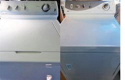 Maytag WASHER And DRYER ( 220 Volts Electric ) - in Vista, California