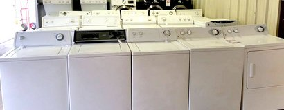Many Dryer Machines in Camp Pendleton, California