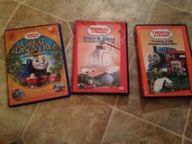 Thomas DVDs in Warner Robins, Georgia