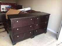 solid wood dresser in Fort Rucker, Alabama