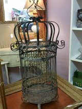 Vintage large gothic birdcage in Fort Leonard Wood, Missouri