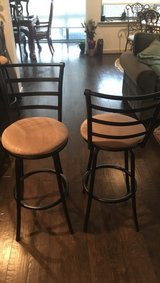 Metal frame bar stools in Bolling AFB, DC