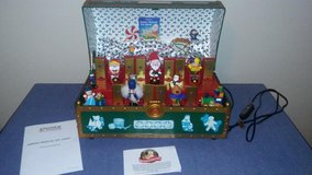 MR CHRISTMAS Santa's Musical Toy Chest in Camp Lejeune, North Carolina