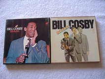 Vintage BILL COSBY Reel to Reel Tape Lot in 29 Palms, California