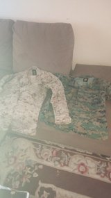 Military shirts in 29 Palms, California
