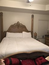 California king canopy bed in Fort Hood, Texas