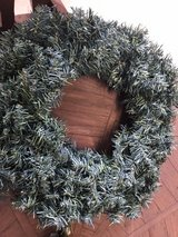 Christmas wreath (decorations / ornaments NOT included) in Okinawa, Japan