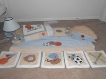 Baby bedding and decor in Fort Leonard Wood, Missouri