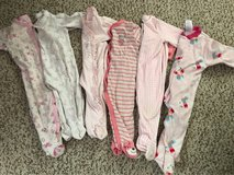 9 months baby girl pjs in Fort Rucker, Alabama