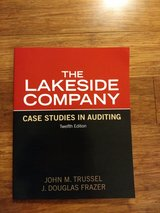 NEW The Lakeside Company Case Studies in Auditing 12th Edition in Vista, California