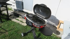 portable gas grill in Okinawa, Japan