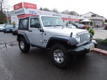 2009 Jeep Wrangler X in Spangdahlem, Germany