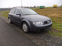 AUDI A4 2.5 V6-TDI! WAGON! BLACK LEATHER! AUTOMATIC! NEW INSPECTION! YEAR 2002! VERY GOOD CONDIT... in Ramstein, Germany