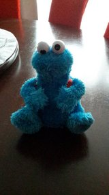 Sesam Street Cookie Monster in Ramstein, Germany