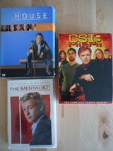 DVD SERIES lot3 in Ramstein, Germany