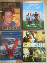DVD SERIES lot4 in Ramstein, Germany