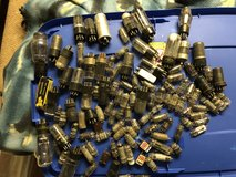 Lot of 110 Untested Vintage Vacuum Tubes in Fort Knox, Kentucky