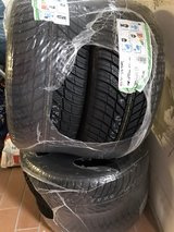 All season  tires 225/45 R17 (M+S) in Tinker AFB, Oklahoma