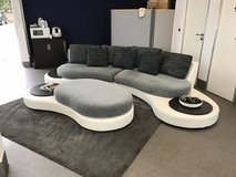 Couch - 2 Piece Set with in Ramstein, Germany