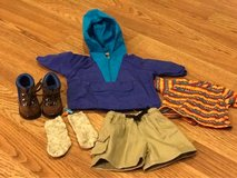 Retired American Girl Hiking Outfit in Chicago, Illinois