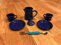 Pleasant Company AMERICAN GIRL TODAY CAMPING UTENSILS And PLATES in Chicago, Illinois