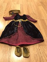 Retired American Girl Medieval Princess Dress in Chicago, Illinois