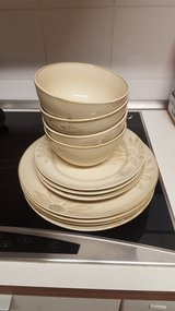 Matching Bowl and Plate set in Stuttgart, GE